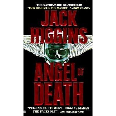 Angel of death sean dillon 4 by jack higgins fandeluxe Epub