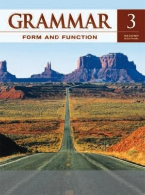 Grammar Form and Function Level 3 Student Book