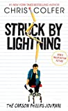 Struck By Lightning: The Carson Phillips Journal by Chris Colfer audiobook