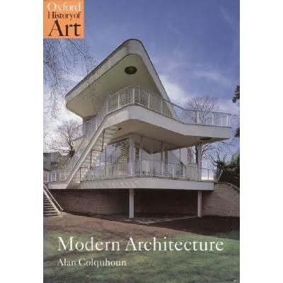 Modern Architecture Alan Colquhoun modern architecturealan colquhoun