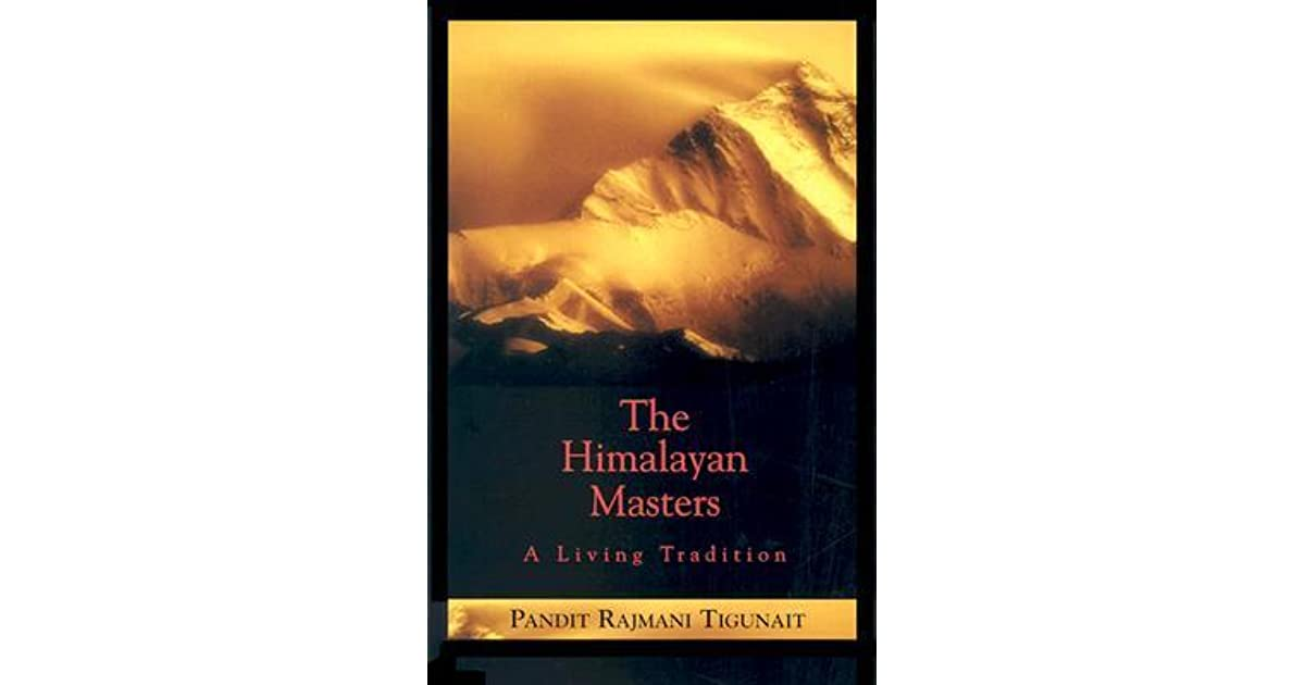 Living With The Himalayan Masters Pdf