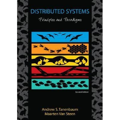 Distributed Systems Principles And Paradigms Tanenbaum Pdf