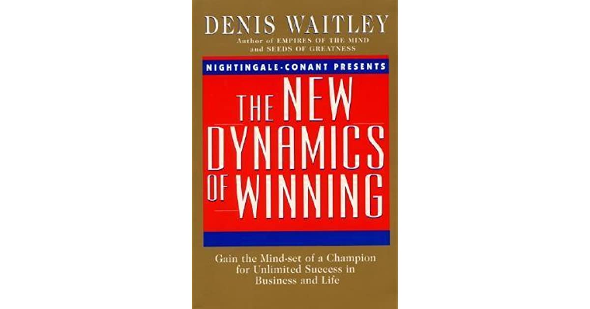 The Psychology Of Winning Denis Waitley Pdf