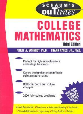 Outline of college mathematics