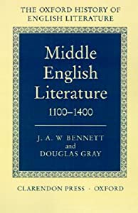 Middle English Literature, 1100-1400
