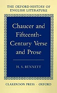 Chaucer and Fifteenth-Century Verse and Prose