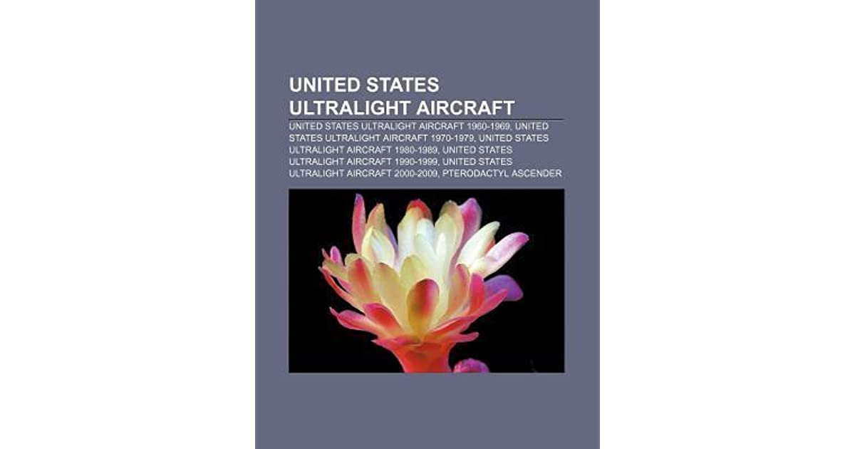 United States Ultralight Aircraft: United States Ultralight Aircraft