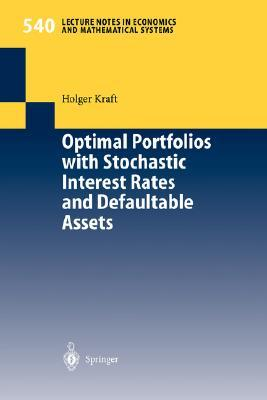 Optimal Portfolios with Stochastic Interest Rates and Defaultable Assets