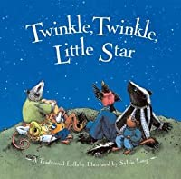Twinkle, Twinkle, Little Star: (Twinkle Star Books for Baby, Board Books with Light Stars, Good Night Books)
