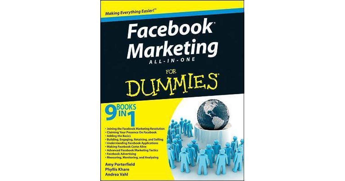 Marketing dummies ebook for download facebook