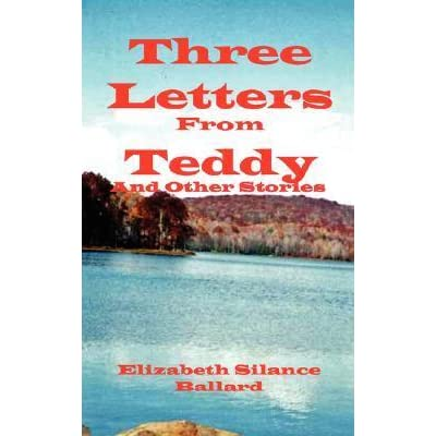 three letters from teddy essay