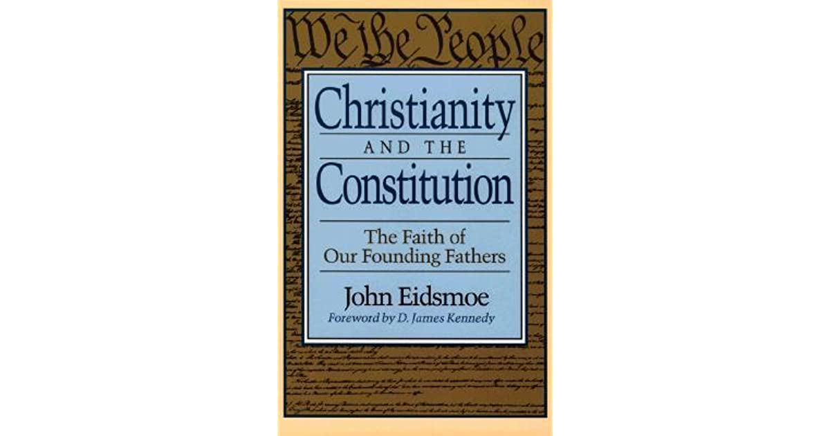 christian influence on the constitution Separation of church and state pervasive influence on american culture states constitution, giving american citizens the.