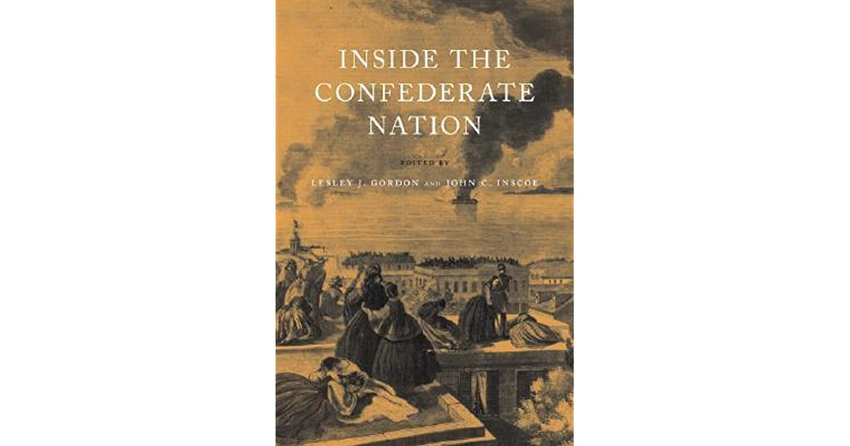 the confedrate nation essay