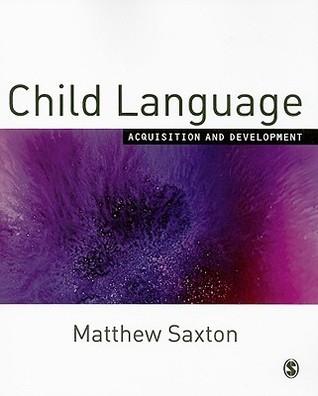 Child Language Acquisition and D