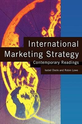 International Marketing Strategy: Contemporary Readings
