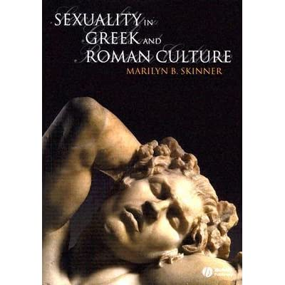 Sexuality in greek and roman culture ebook