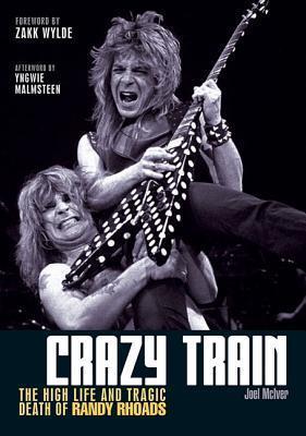 Joel McIver - Crazy Train