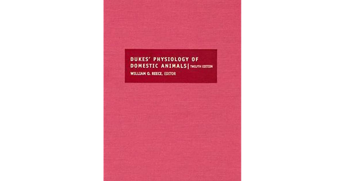 Colorful Functional Anatomy And Physiology Of Domestic Animals Image ...
