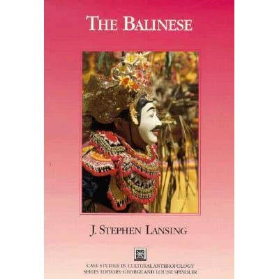 the balinese essay Check out the culture of bali in large full colour photos beautiful offerings, temples and prayers.