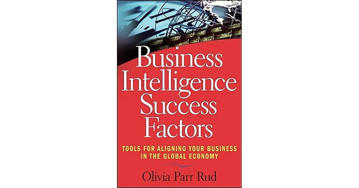 Business Intelligence Success Factors: Tools for Aligning