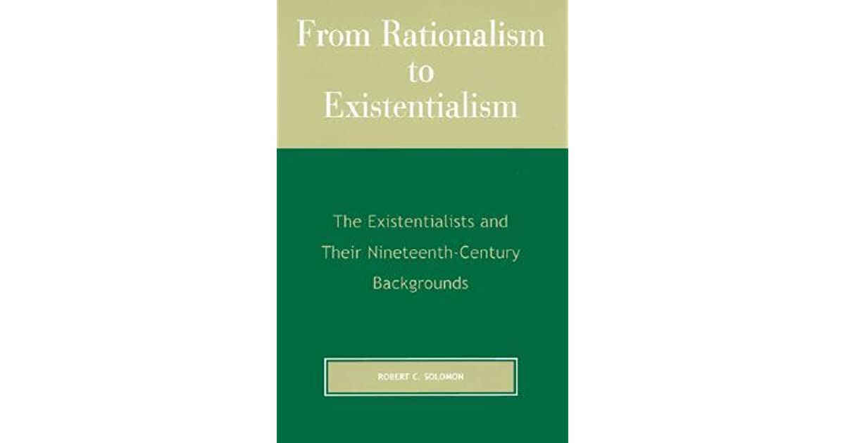a primer of existentialism