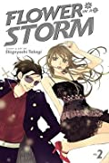 Flower in a Storm, Vol. 2 (Flower in a Storm #2)