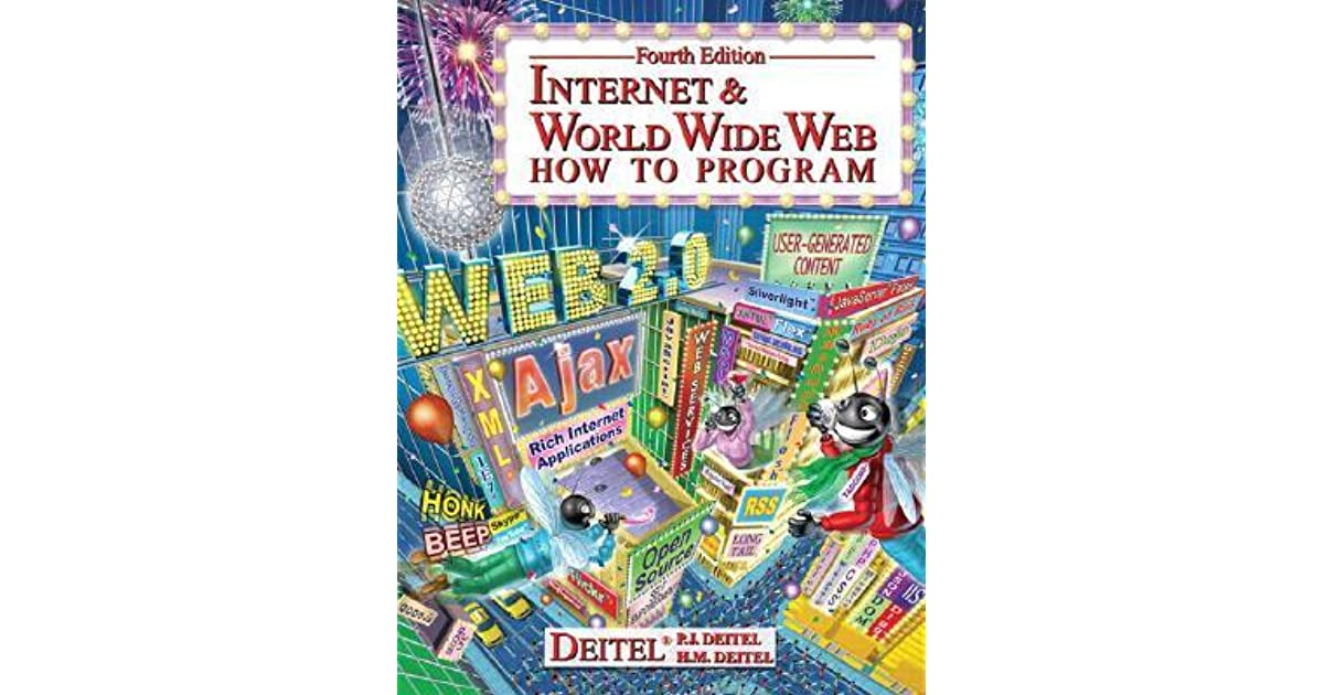 INTERNET AND WWW BY DEITEL PDF DOWNLOAD