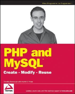 PHP and MySQL by Tim Boronczyk