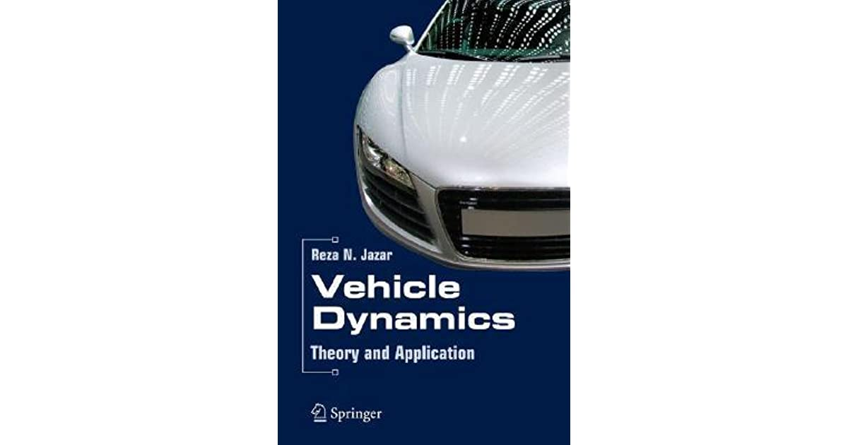 vehicle dynamics reza n jazar free download