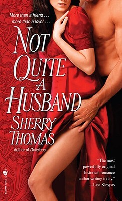 Not Quite a Husband (The Marsdens, #2)