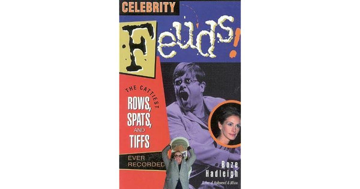 celebrity feuds hadleigh boze