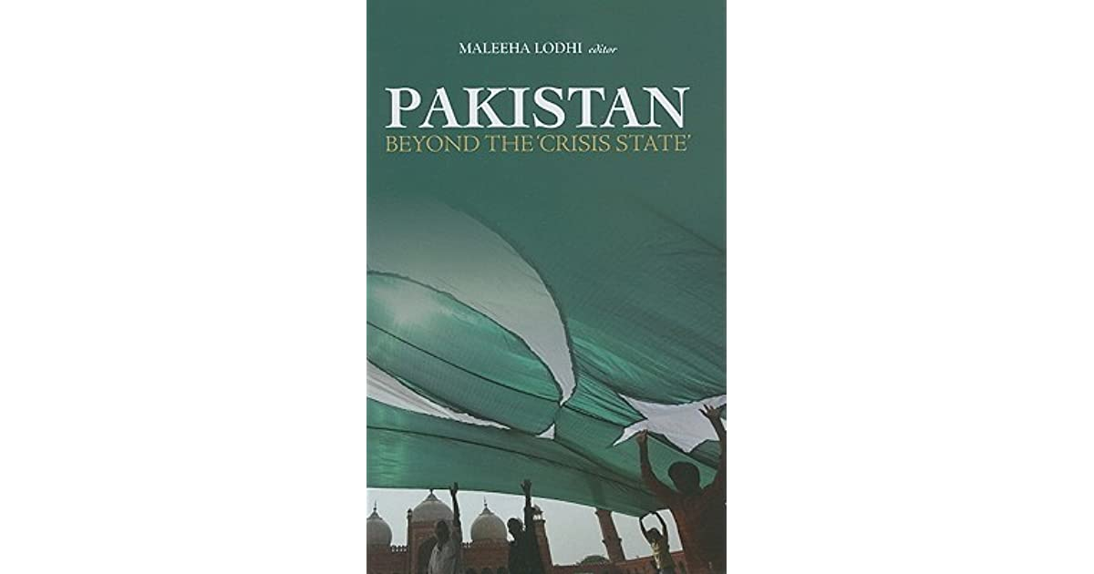 Ali Shahids Review Of Pakistan Beyond The Crisis State