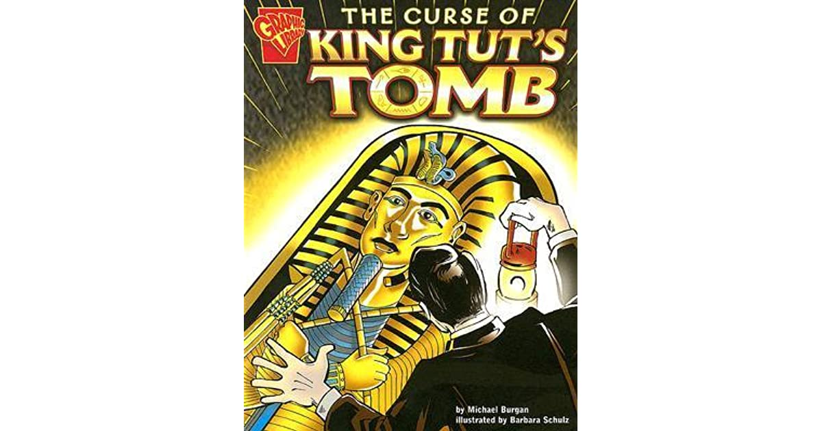 The Curse Of King Tuts Tomb Torrent: The Curse Of King Tut's Tomb By Michael Burgan