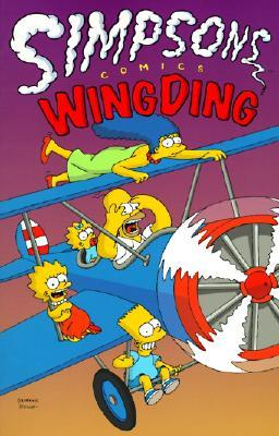 Simpsons Comics Wingding