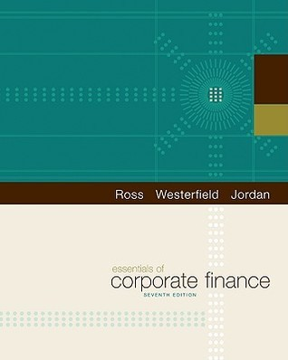 Essentials of Corporate Finance, 8th Edition