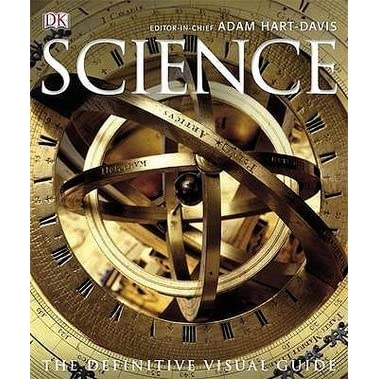 Science The Definitive Visual Guide By Adam Hart Davis