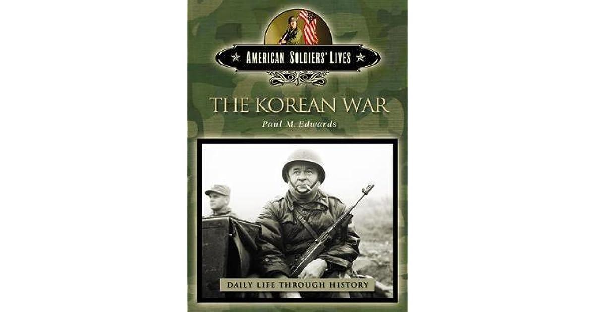 the korean war edwards paul