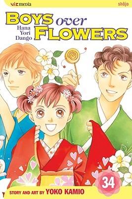 Boys Over Flowers: Hana Yori Dango, Vol. 34