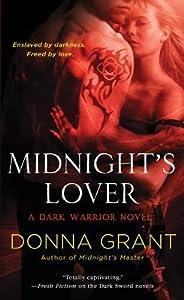 Midnight's Lover (Dark Warriors, #2)