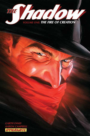 The Shadow, Volume One: The Fire of Creation (The Shadow, #1)