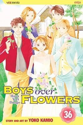 Boys Over Flowers: Hana Yori Dango, Vol. 36