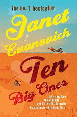 Image result for Ten Big Ones by Janet Evanovich