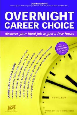 Overnight Career Choice Discover