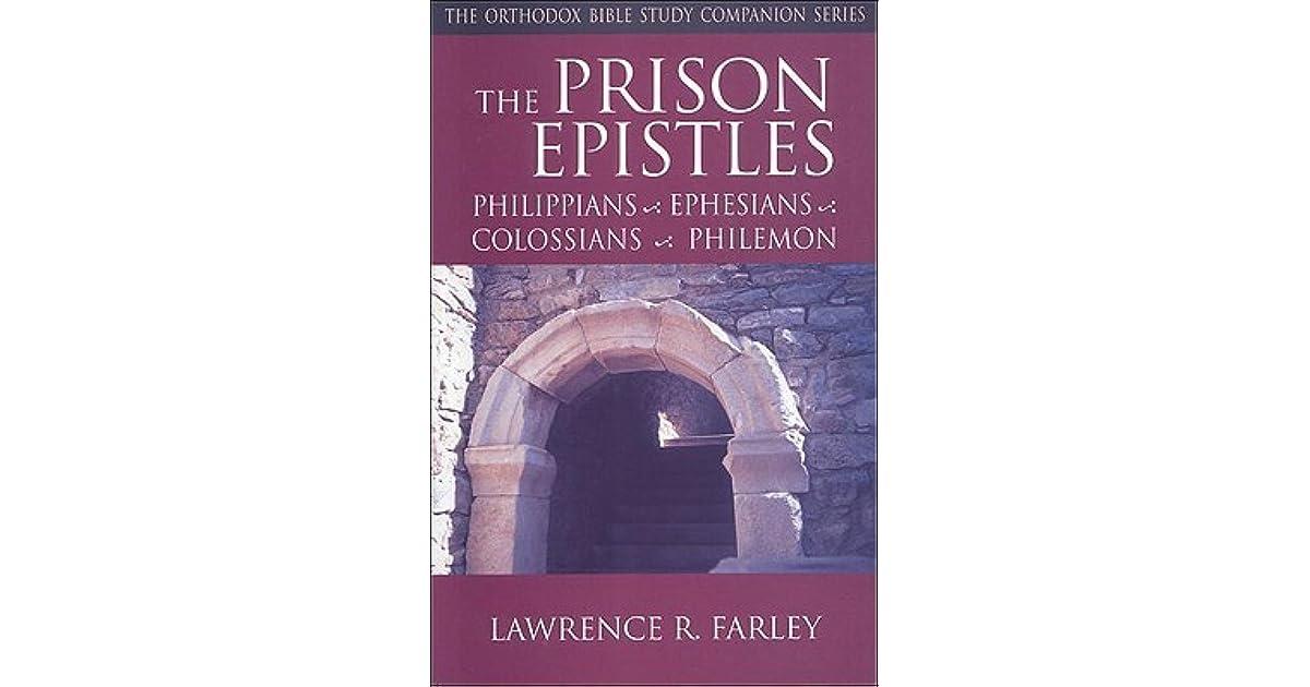 The prison epistles philippians ephesians colossians philemon by the prison epistles philippians ephesians colossians philemon by lawrence r farley fandeluxe Gallery