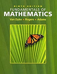 Fundamentals of Mathematics [with Interactive Video Skillbuilder CD-ROM]