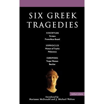 greek tragedy comparison Characteristics of tragedy & comedy -- a debatable list the following list by john morreall represents a conglomeration of varying theory on the nature of tragedy.