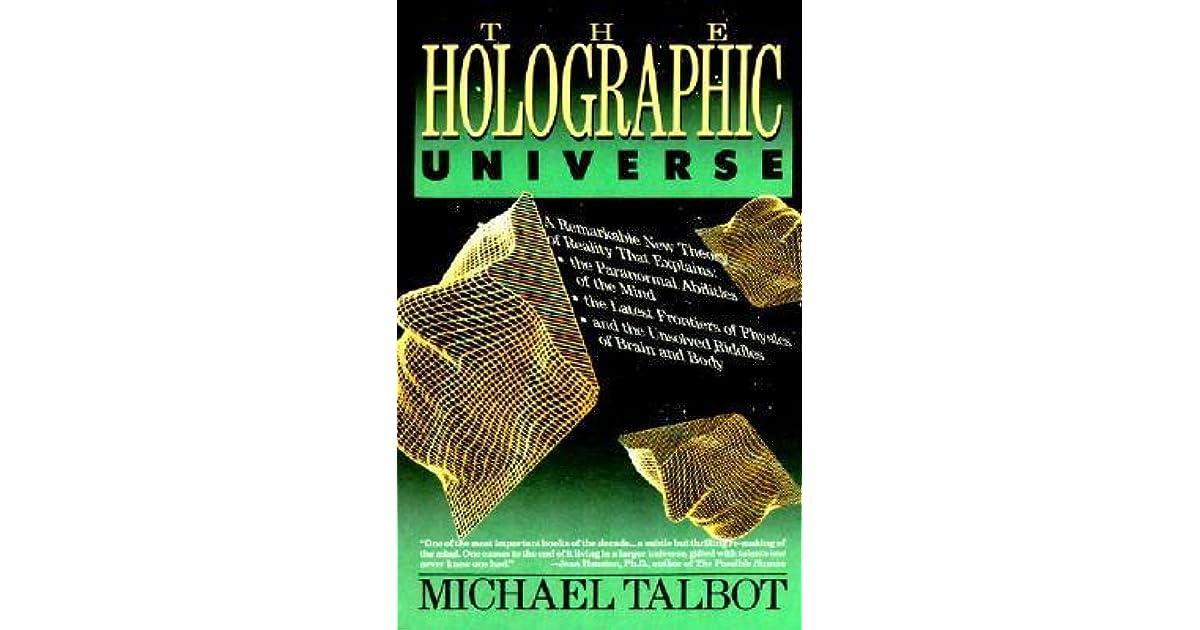 Holographic Universe Michael Talbot Pdf