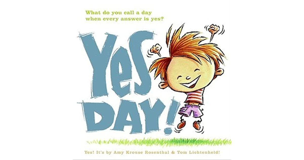 Image result for yes day