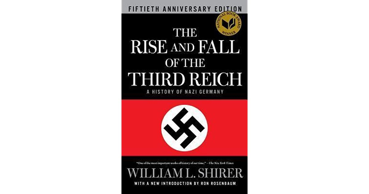 rise and fall of nazi germany The fall of weimar and hitler's rise to power the golden age of weimar was cultural the economy was still dangerously dependent on american money the creation of the nazi dictatorship by 1933 hitler was chancellor of germany, but was far from secure in theory, president hindenburg could.
