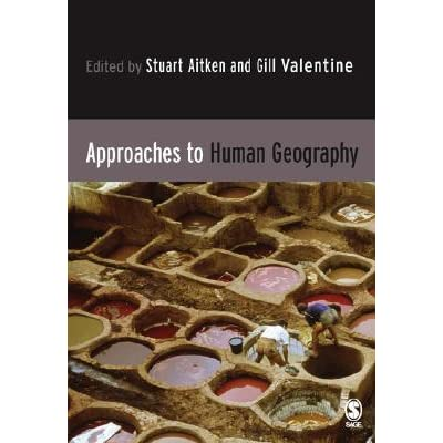 approaches to human geography